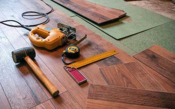 hardwood floor refinishing tools